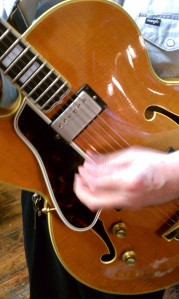 Rare Vintage Gibson L5